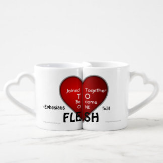 Christian Quotes Coffee Mug Set