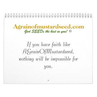 Christian Quotes Inspirational Calendar