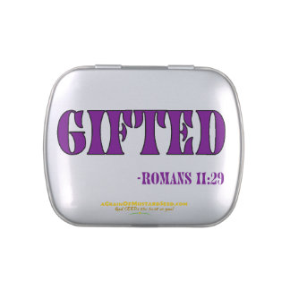 Christian Quotes Inspirational Candy Tins