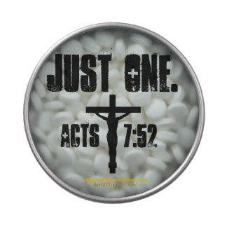 Christian Quotes Inspirational Jelly Belly Tin