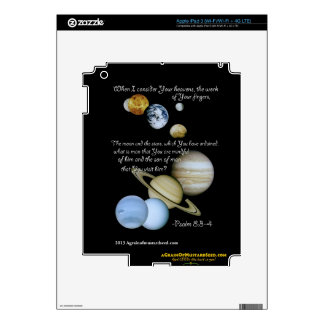 Christian Quotes iPad 3 Skin