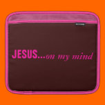 Christian Quotes iPad Sleeves
