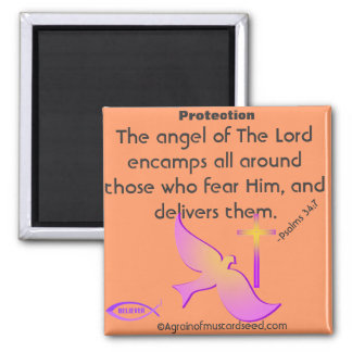 Christian Quotes Magnet