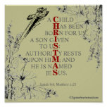 Christian Quotes Poster
