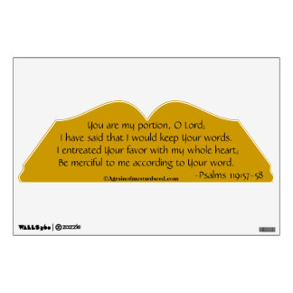 Christian Quotes Room Graphics