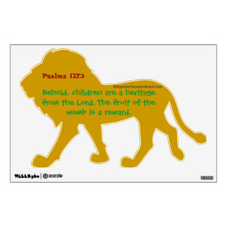 Christian Quotes Room Stickers