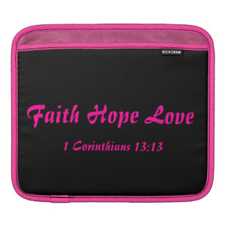 Christian Quotes Sleeve For iPads