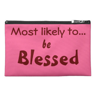 Christian Quotes Travel Accessories Bag