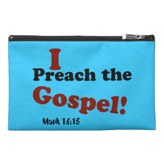 Christian Quotes Travel Accessories Bags