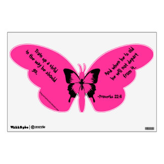 Christian Quotes Wall Decal