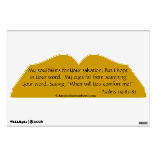 Christian Quotes Wall Sticker