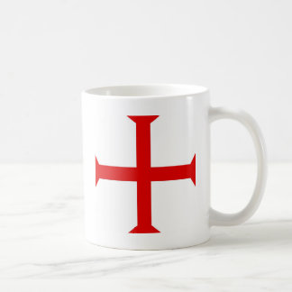 Christian Red Cross Coffee Mug