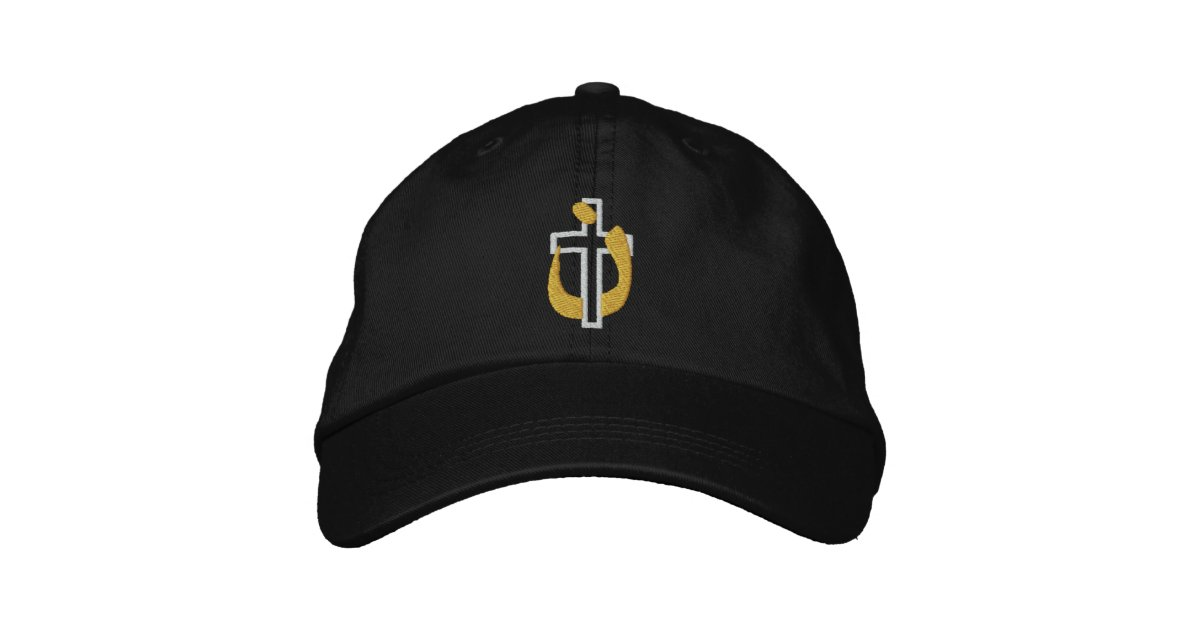 christian baseball caps embroidered wholesale religion cross and symbol cap cheap