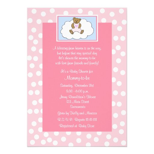 Surprise Baby Shower Invitation Wording with adorable invitations layout