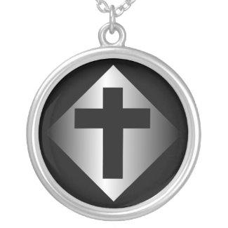 Christian Religious Cross necklace