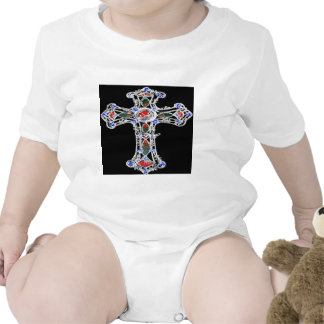 Christian Religious Cross T Shirts