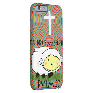 Christian Religious The Lord is my Shepherd Barely There iPhone 6 Case