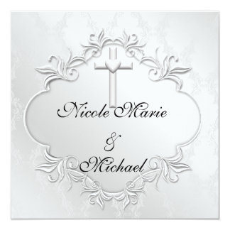 christian religious wedding invitations t design
