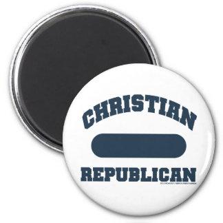 Christian Republican Magnet