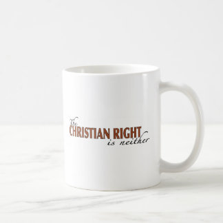 Christian Right Coffee Mug