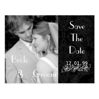 Christian Save The Date with Your Photos Postcard