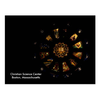 Christian Science Center Postcard