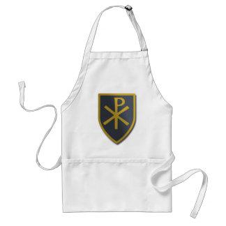 Christian Shield Aprons