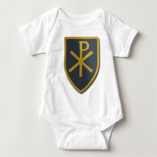 Christian Shield Baby Bodysuit