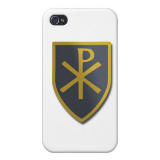 Christian Shield iPhone 4/4S Cover
