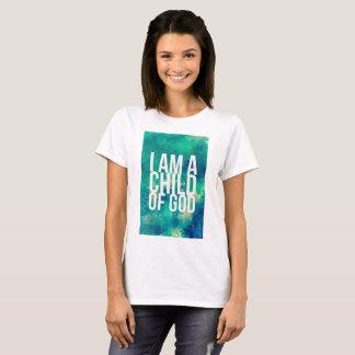 Christian Shirt: I am a child of God T-Shirt