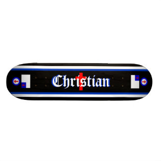 Christian Skateboard Deck