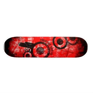 Christian Skater Custom Skateboard