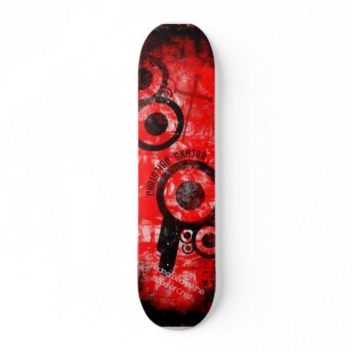 Christian Skater skateboard