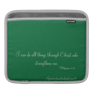 Christian Sleeve For iPads