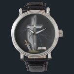"""Christian soldier merchandise wristwatch<br><div class=""""desc"""">Christian soldier merchandise</div>"""