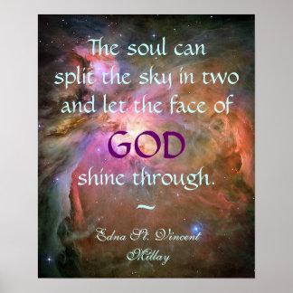 Christian: Soul Poster