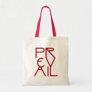 Christian Spiritual Prophetic Warfare PREVAIL Tote Bag