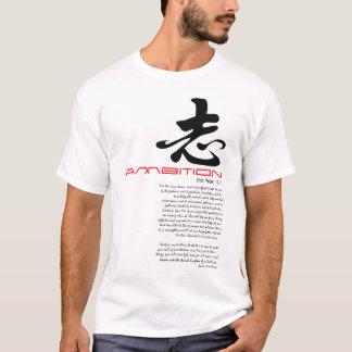 Christian t-shirt : Ambition