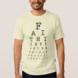 Christian t-shirt: Faith Vision Shirt