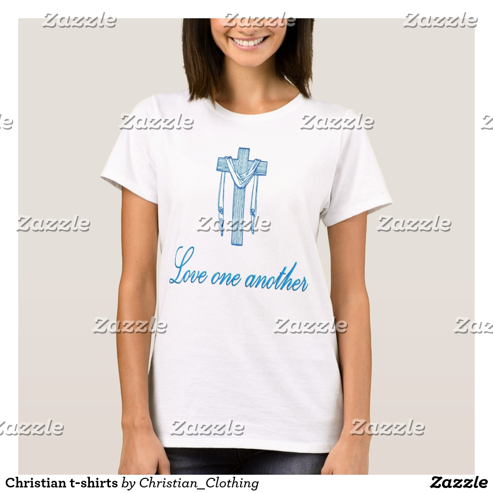 Christian t-shirts - Best Selling Long-Sleeve Street Fashion Shirt Designs
