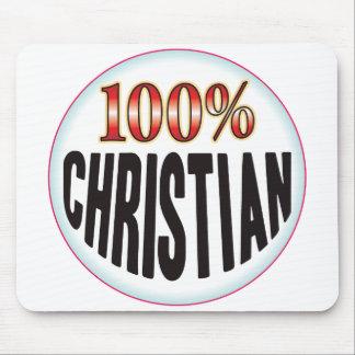 Christian Tag Mouse Pad