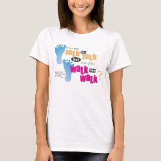 Christian - Talk the Talk & Walk the Walk T-Shirt