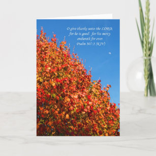 Christian thanksgiving cards for business family create your own christian thanksgiving card autumn m4hsunfo