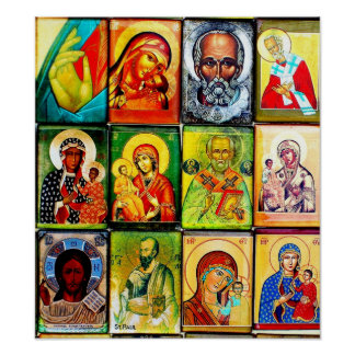 Christian Theme Religious Framed Print