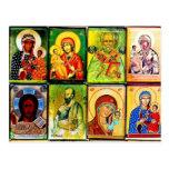 Christian Theme Religious Postcard