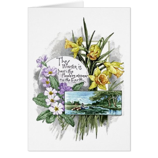 Christian Themed Greeting Card