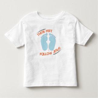 Christian toddler t-shirt: Follow Jesus T Shirt