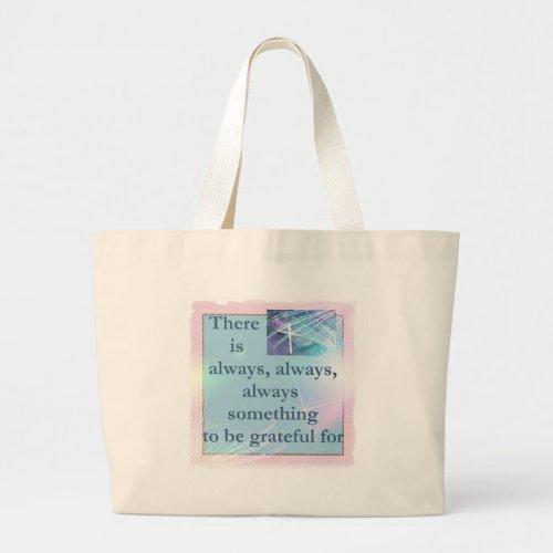 Christian Tote Bag bag