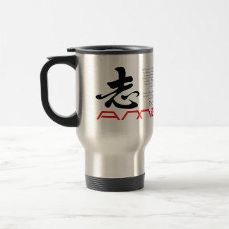 Christian travel mug: Ambition Travel Mug