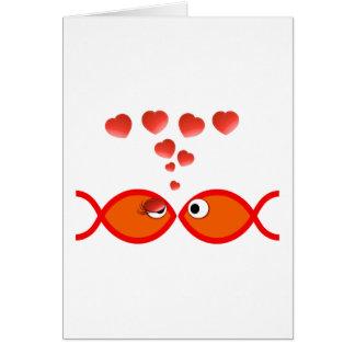 Christian Valentine Orange v2 Card
